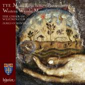 Album artwork for Tye: Western Wynde Mass, etc. / O'Donnell