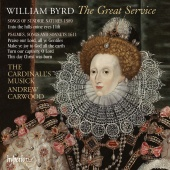 Album artwork for Byrd: The Great Service / Carwood