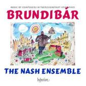 Album artwork for Brundibar. The Nash Ensemble