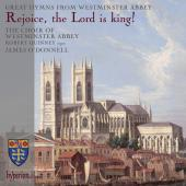 Album artwork for Westminster Abbey Choir: Rejoice, the Lord is king