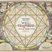 Album artwork for Galilei: The Well-Tempereed Lute / Ozmo