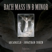 Album artwork for BACH. Mass in B minor. Arcangelo/Cohen