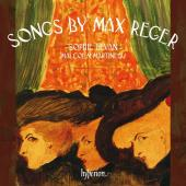 Album artwork for Songs by Max Reger / Bevan, Martineau