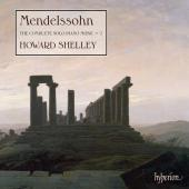 Album artwork for MENDELSSOHN. The Complete Solo Piano Music Vol.2.