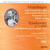 Album artwork for Romantic Cello Concerto Vol.7 - Fitzenhagen