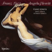 Album artwork for Liszt: Piano Sonata & Sonnets. Hewitt