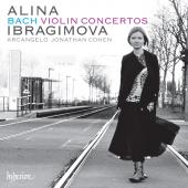 Album artwork for Bach: Violin Concertos / Ibragimova, Cohen