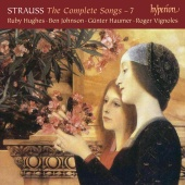 Album artwork for STRAUSS. The Complete Songs Vol.7. Haumer/Hughes/V