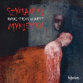 Album artwork for SZYMANSKI. MYKIETYN: String Quartets. Royal String