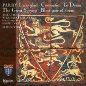 Album artwork for PARRY. Choral Works. Westminster Abbey Choir/O'Don