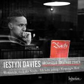 Album artwork for Bach: Cantatas / Iestyn Davies