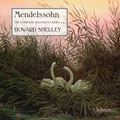 Album artwork for Mendelssohn: Solo Piano Music vol. 4 / Shelley