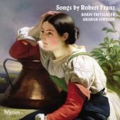 Album artwork for Songs by Robert Franz / Tritschler, Johnson