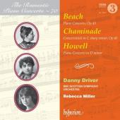 Album artwork for Romantic Piano Concerto vol.70 - Beach, Chaminade,