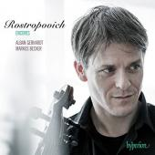 Album artwork for Rostropovich Encores (Alban Gerhardt - Cello)