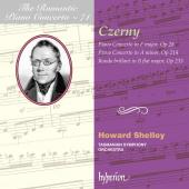 Album artwork for Czerny: Piano Concertos (Romantic Piano vol. 71)
