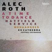 Album artwork for Roth: A Time to Dance, Hatfield Service, etc.