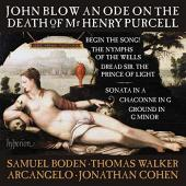 Album artwork for Blow: An Ode on the Death of Mr. Henry Purcell