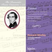 Album artwork for Romantic Piano Concerto vol. 72 - Potter