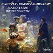 Album artwork for Taneyev / Rimsky-Korsakov Piano Trios
