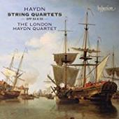 Album artwork for Haydn: String Quartets Op. 54 & 55