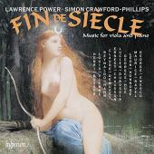 Album artwork for Fin de Siecle - Music for Viola & Piano