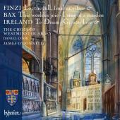 Album artwork for Finzi - Bax - Ireland