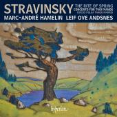 Album artwork for Stravinsky: Rite of Spring, etc (Two Pianos)