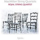 Album artwork for MacMillan: String Quartets
