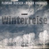 Album artwork for Schubert: Winterreise / Boesch, Vignoles
