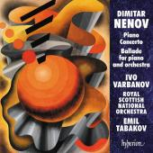 Album artwork for Nenov: Piano Concerto, etc / Varbanov, Tabakov