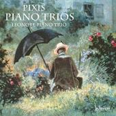 Album artwork for Pixis: Piano Trios / Leonore Piano Trio