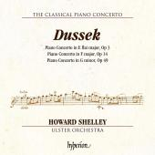 Album artwork for Classical Piano Concerto - Dussek / Howard Shelley
