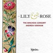 Album artwork for The Lily & the Rose (Binchois Consort)