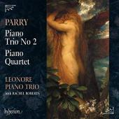 Album artwork for Parry: Piano Trio No.2, Piano Quartet
