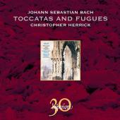 Album artwork for Bach: Toccatas and Fugues