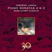 Album artwork for Chopin: Sonatas 2 & 3