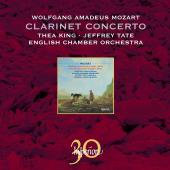 Album artwork for Mozart: Clarinet Concerto