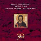Album artwork for Rachmaninov: Vespers