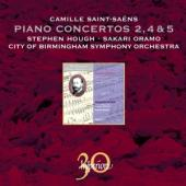 Album artwork for Saint-Saens: Piano Concertos 2, 4 & 5