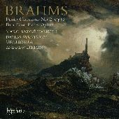 Album artwork for Brahms: Piano Concerto no 2 / Litton, Hamelin