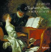 Album artwork for Rameau: Keyboard Works / Angela Hewitt