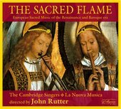 Album artwork for Cambridge Singers: The Sacred Flame
