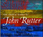 Album artwork for Rutter: The Choral Works (4 CD)