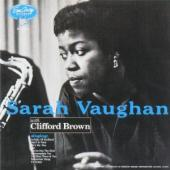 Album artwork for Sarah Vaughan With Clifford Brown