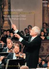 Album artwork for NEW YEAR'S CONCERT 1992: CARLOS KLEIBER