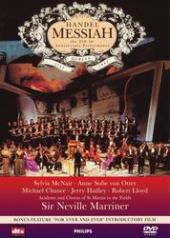 Album artwork for Handel: Messiah / Marriner