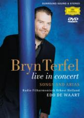 Album artwork for BRYN TERFEL: LIVE IN CONCERT