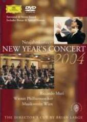 Album artwork for Vienna Philharmonic: 2004 New Year's Concert