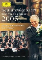 Album artwork for Vienna Philharmonic: 2005 New Year's Concert